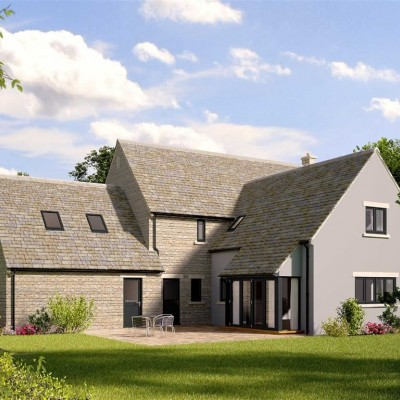 new builds oxfordshire
