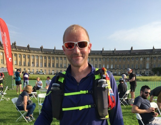 richard greasby ultra marathon